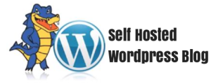 self hosted wordpress blog, how to host your own wordpress blog, wordpress.org vs wordpress.com