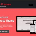 Top 20 Free Business Themes of August 2014