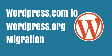 step by step wordpress.com migration
